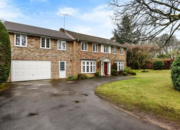 Thumbnail 5 bedroom detached house to rent in Sunning Avenue, Sunningdale