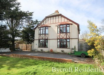 Thumbnail 4 bed detached house for sale in Winterton Road, Hemsby, Great Yarmouth