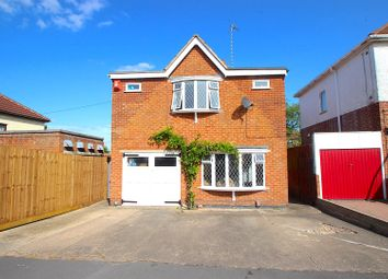 Thumbnail 4 bed detached house for sale in Glenfield Crescent, Glenfield, Leicester