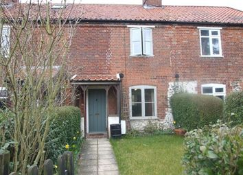 Thumbnail 2 bed cottage to rent in Mill Close, Stoke Holy Cross, Norwich