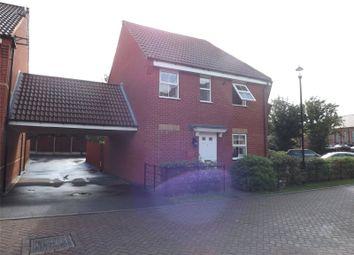 Thumbnail 2 bed flat to rent in Marigold Lane, Mountsorrel, Loughborough, Leicestershire