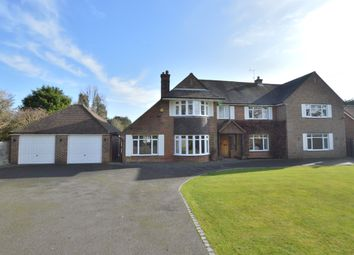 Thumbnail 4 bed detached house for sale in Links Lane, Rowlands Castle