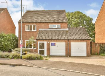 Thumbnail 4 bed detached house for sale in Sutton Road, Swaffham