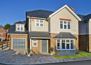 Thumbnail 5 bed detached house for sale in Now Reserved Rosebriar House, Manor Park, Manor Road North, Esher