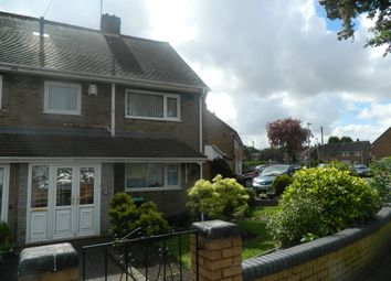 Thumbnail 3 bed semi-detached house for sale in Willow Avenue, Wednesbury