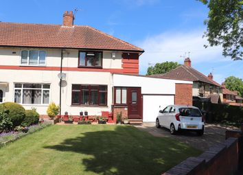 Thumbnail 3 bed semi-detached house for sale in Prestwood Road, Birmingham