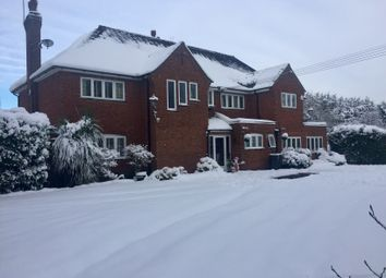 Thumbnail 6 bed detached house for sale in Forshaw Heath Road, Earlswood, Solihull
