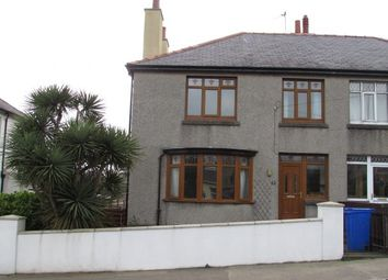 Thumbnail 3 bed semi-detached house to rent in Martrooan, Brookfield Avenue, Ramsey