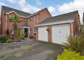 Thumbnail 4 bed detached house for sale in Water Close, Old Stratford, Milton Keynes