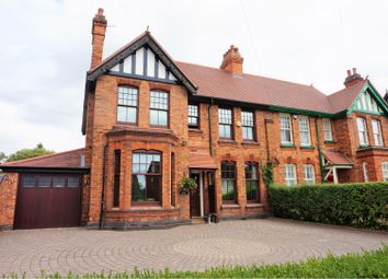 Thumbnail 4 bed semi-detached house for sale in New Road, Shenstone, Lichfield