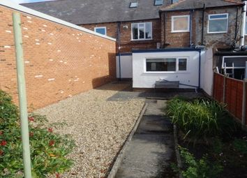 Thumbnail 2 bed maisonette to rent in Pensby Road, Heswall, Wirral