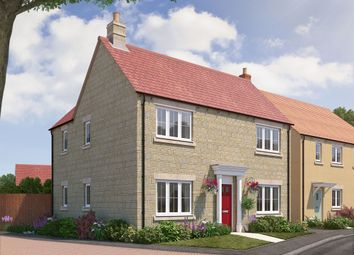 "Thumbnail 3 bed detached house for sale in ""The Elder"" at Perth Road, Bicester"