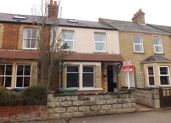 Thumbnail 4 bedroom terraced house to rent in Crescent Road, Cowley, Oxford