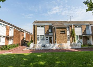 Thumbnail 4 bedroom end terrace house for sale in Ashanti Close, Shoeburyness, Southend-On-Sea
