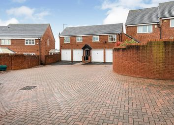 Thumbnail 2 bed property for sale in Redstone Way, Lower Gornal, Dudley