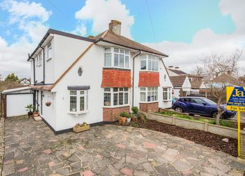 Thumbnail 4 bed semi-detached house for sale in Worcester Close, Shirley