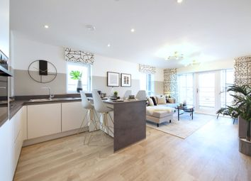 Thumbnail 2 bed flat for sale in 110 Riverside Quay, Endle Street, Southampton