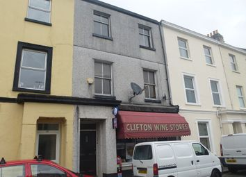 Thumbnail 2 bed terraced house for sale in Clifton Place, Plymouth