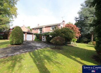 Thumbnail 4 bed detached house for sale in Avenue Road, Abergavenny