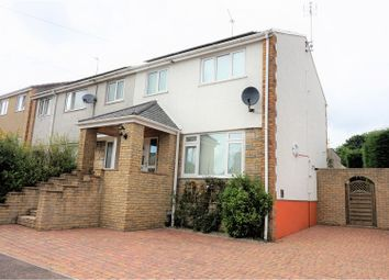 Thumbnail 3 bed semi-detached house for sale in St. Annes Drive, Llantwit Fardre, Pontypridd