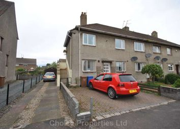 Thumbnail 3 bed flat for sale in Innerwood Road, Kilwinning
