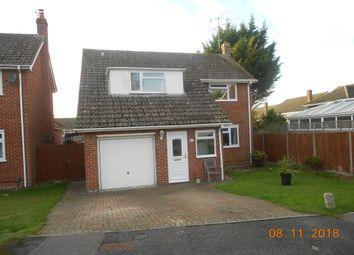 Thumbnail Detached house to rent in Waverley Avenue, Basingstoke