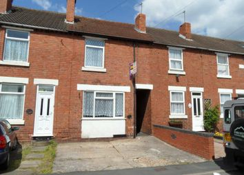 Thumbnail 3 bed terraced house to rent in Manor Road, Stourport-On-Severn