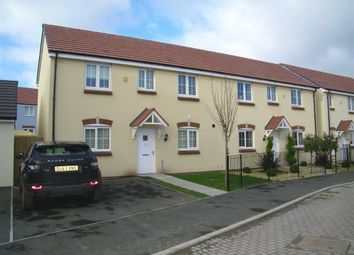 Thumbnail 3 bed semi-detached bungalow for sale in Sunningdale Drive, Hubberston, Milford Haven