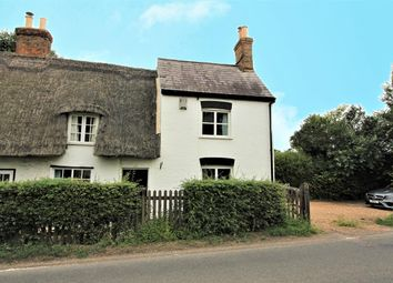 Thumbnail 2 bed semi-detached house for sale in Mill Road, Thurleigh, Bedford