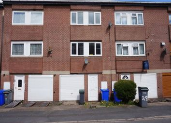 Thumbnail 3 bedroom town house for sale in Peel Street, Dresden, Stoke On Trent, Staffordshire