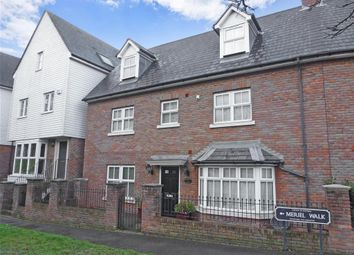 Thumbnail 5 bedroom semi-detached house for sale in Meriel Walk, Greenhithe, Kent
