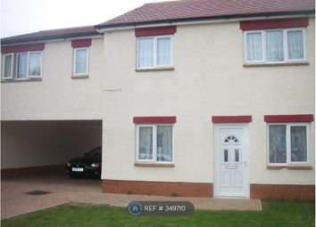 Thumbnail 1 bed maisonette to rent in Western Road, Bletchley