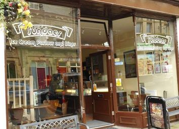Thumbnail Restaurant/cafe for sale in Peel Street, Marsden, Huddersfield