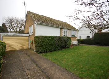 Thumbnail 2 bed detached bungalow for sale in Riverton Drive, St. Lawrence, Southminster, Essex