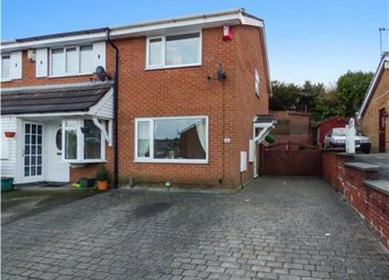 Thumbnail 2 bed town house for sale in Annette Road, Fenton, Stoke-On-Trent
