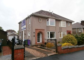 Thumbnail 3 bed semi-detached house for sale in Weirwood Avenue, Garrowhill, Glasgow