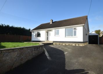 4 bed detached bungalow for sale in Church Road, Mabe Burnthouse, Penryn TR10