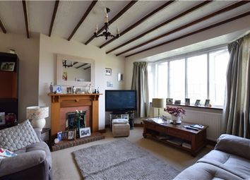 Thumbnail 2 bed semi-detached bungalow for sale in Oakwood Avenue, Bexhill