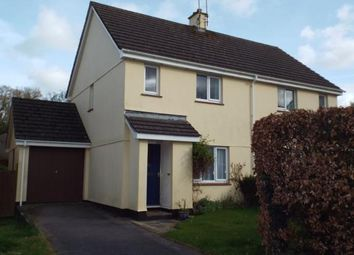 Thumbnail 3 bed semi-detached house for sale in Sticklepath, Okehampton