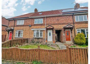 Scruton Avenue, Sunderland SR3. 3 bed terraced house for sale