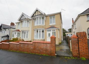 Thumbnail 3 bedroom semi-detached house to rent in Heol Goffa, Llanelli