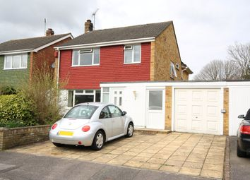 Thumbnail 4 bed detached house to rent in Heath Drive, Send, Woking
