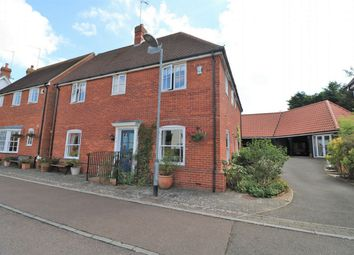 Thumbnail 4 bed detached house for sale in Littlefield, Rectory Hill, Wivenhoe, Essex