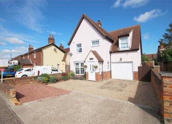 Thumbnail 4 bed detached house to rent in Coggeshall Road, Braintree