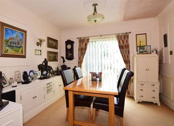 Thumbnail 3 bed bungalow for sale in Hever Avenue, West Kingsdown, Sevenoaks, Kent
