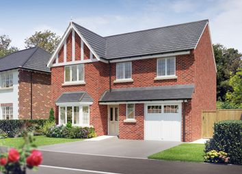 Thumbnail 3 bedroom detached house for sale in The Draycott At Oaklands Park, Wyaston Road, Ashbourne