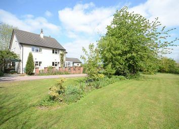 Thumbnail 4 bed detached house for sale in Ankerton Ash, Eccleshall, Staffordshire