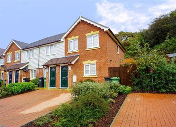 Thumbnail 3 bedroom end terrace house for sale in Endeavour Way, Hastings, East Sussex