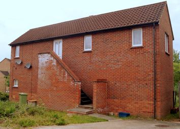 Thumbnail 2 bed flat to rent in Robertson Close, Shenley Church End, Milton Keynes
