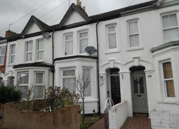 Thumbnail 3 bed terraced house for sale in Preston Road, Bedford, Bedfordshire